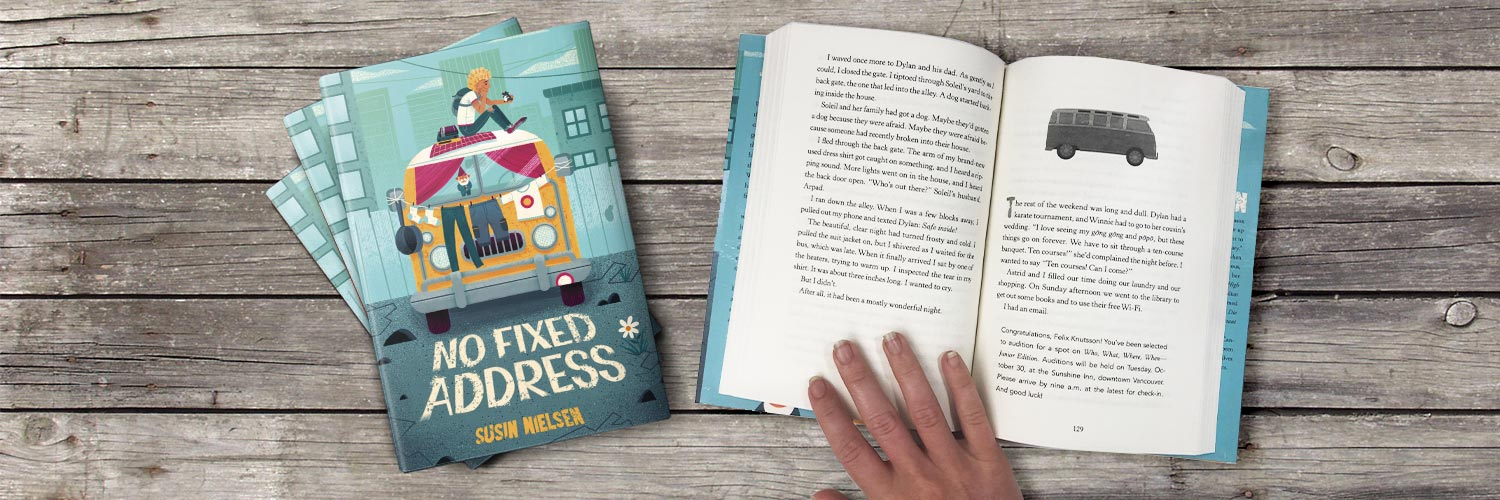 Why I Wrote a Middle Grade Novel About a Child Without a Home Thumbnail