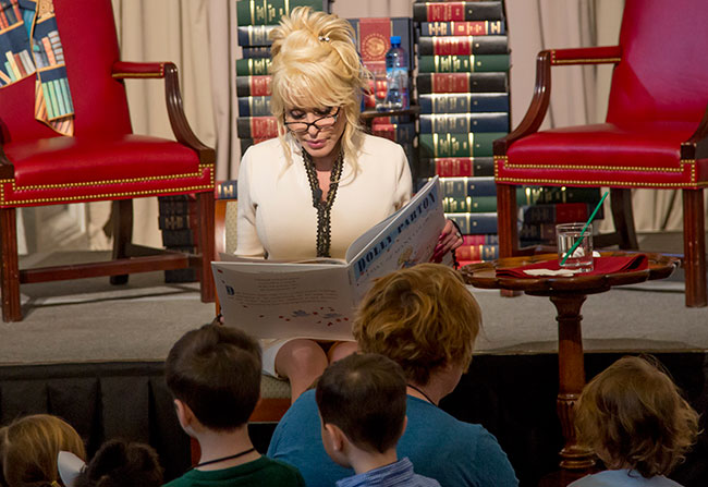 10 Fun Facts About Dolly Parton's Imagination Library