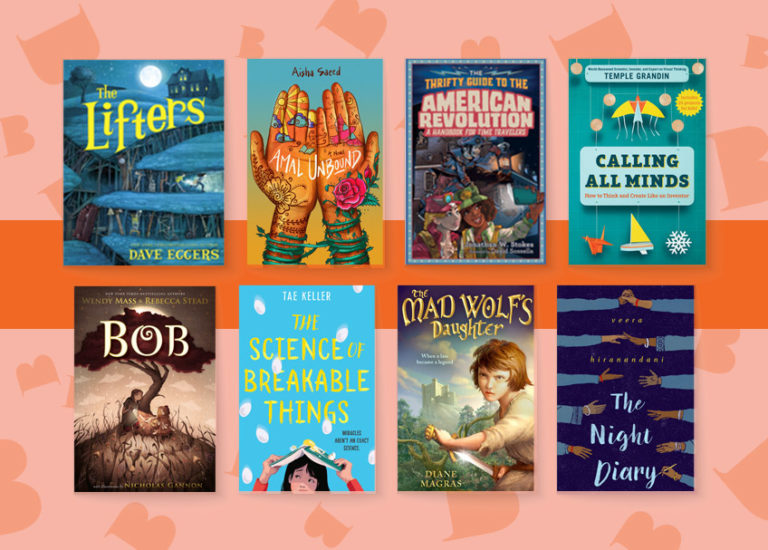 20 Of The Most Buzzed About Middle Grade Books Of 2018 Brightly