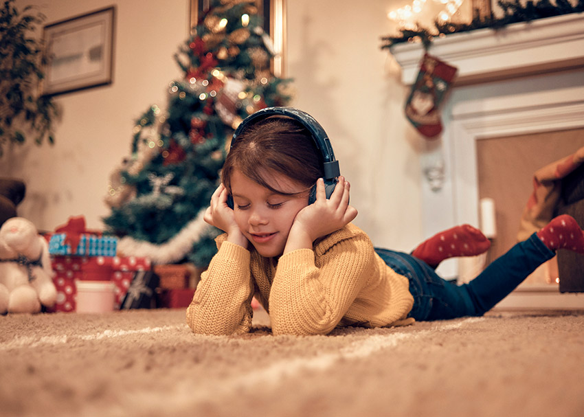 Kids' Audiobooks Perfect for Listening and Gifting This Holiday Season