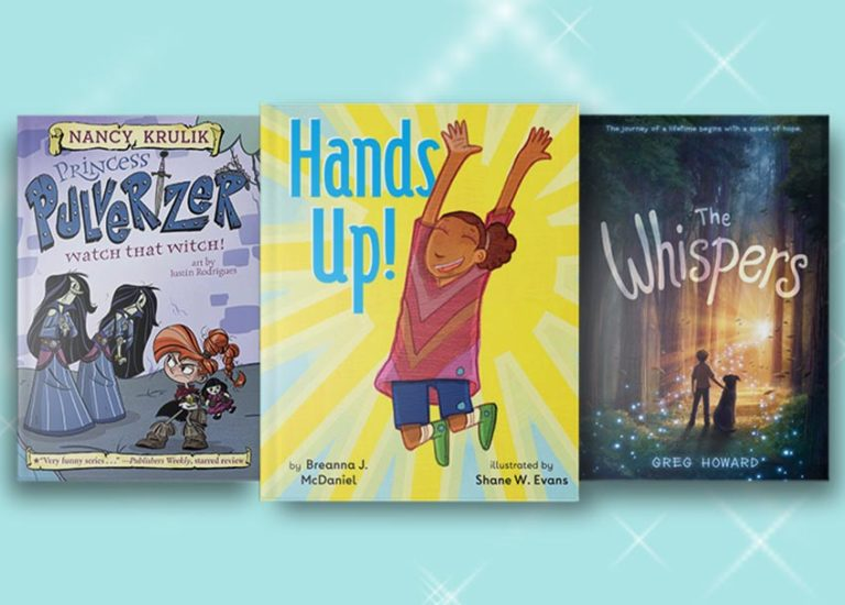 The Best Children's and YA Books of January 2019 Thumbnail