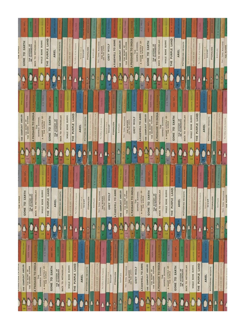 book-spine-poster