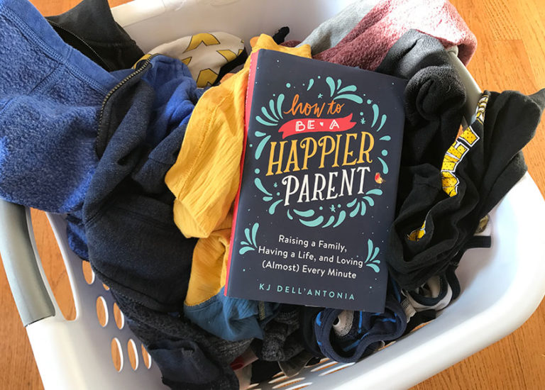 Why Moms and Dads Need to Read <i>How to Be a Happier Parent</i> Thumbnail