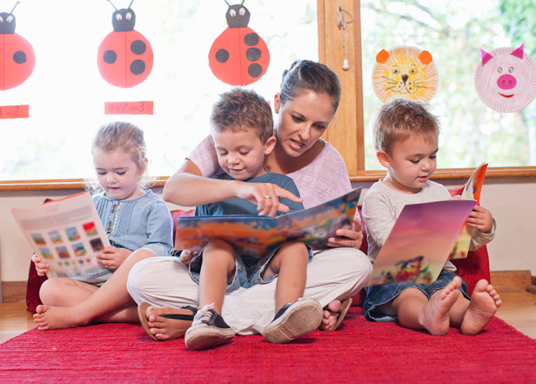 6 Tips for Enjoying Nonfiction with Young Children Thumbnail
