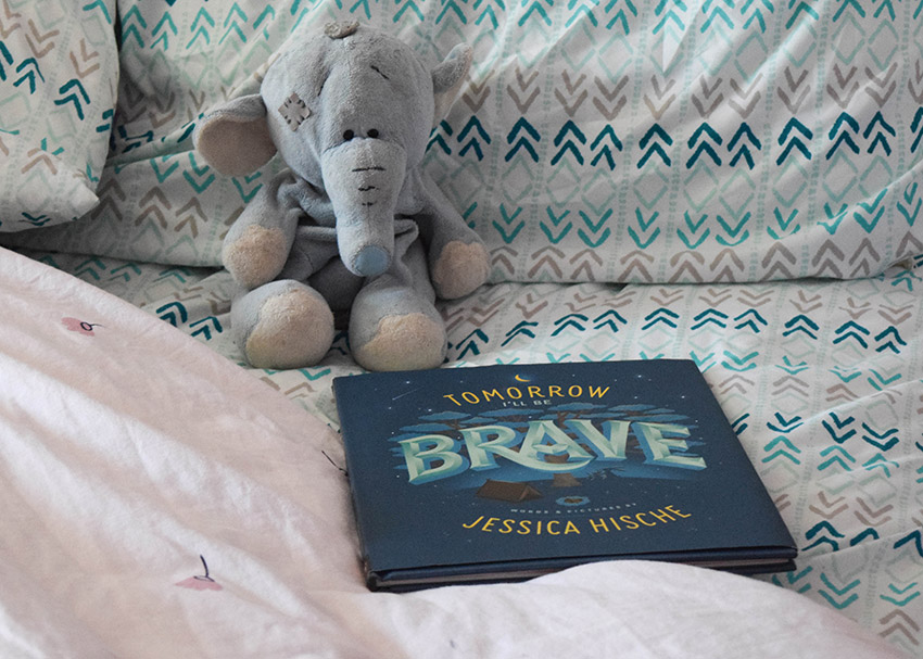 Tomorrow I'll Be Brave Inspires Resilience in Children (and Adults!)