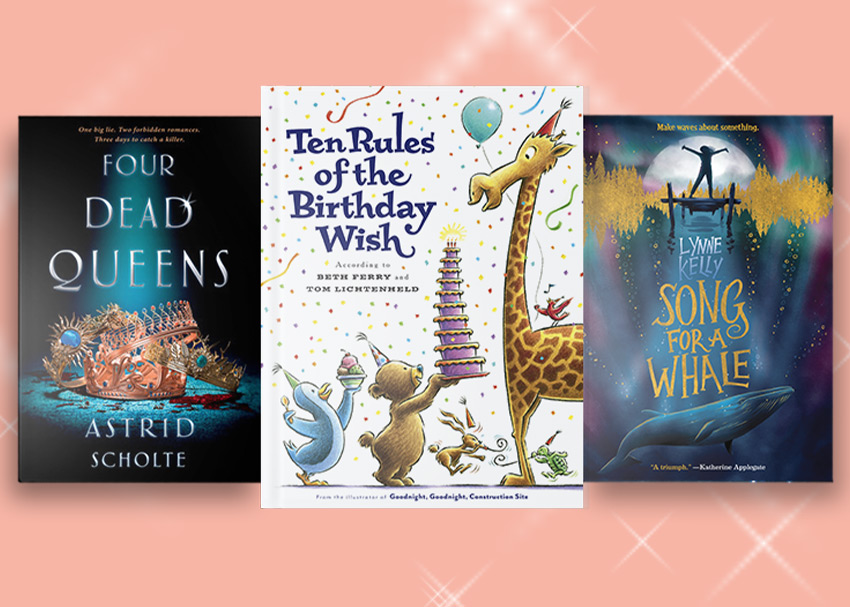 The Best Children's and YA Books of February 2019