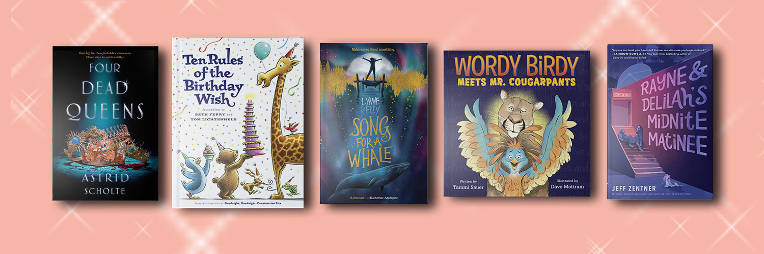 The Best Children's and YA Books of February 2019 Thumbnail