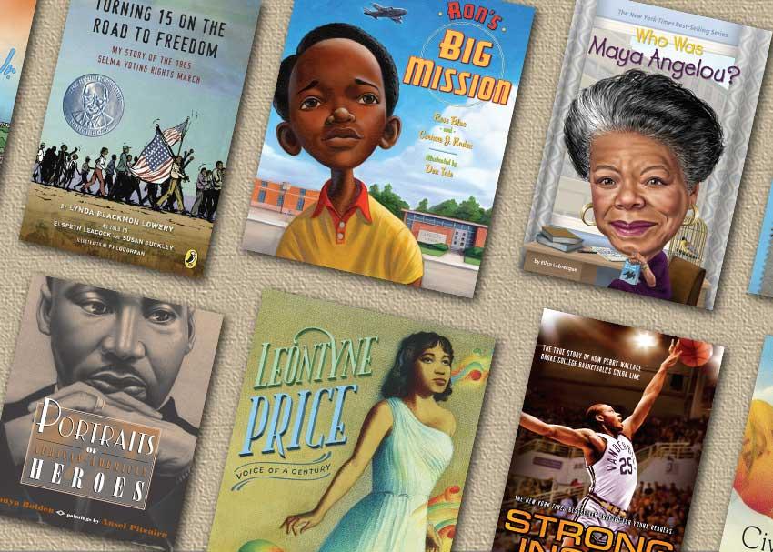 8 Nonfiction Kids' Books That Celebrate Black Excellence