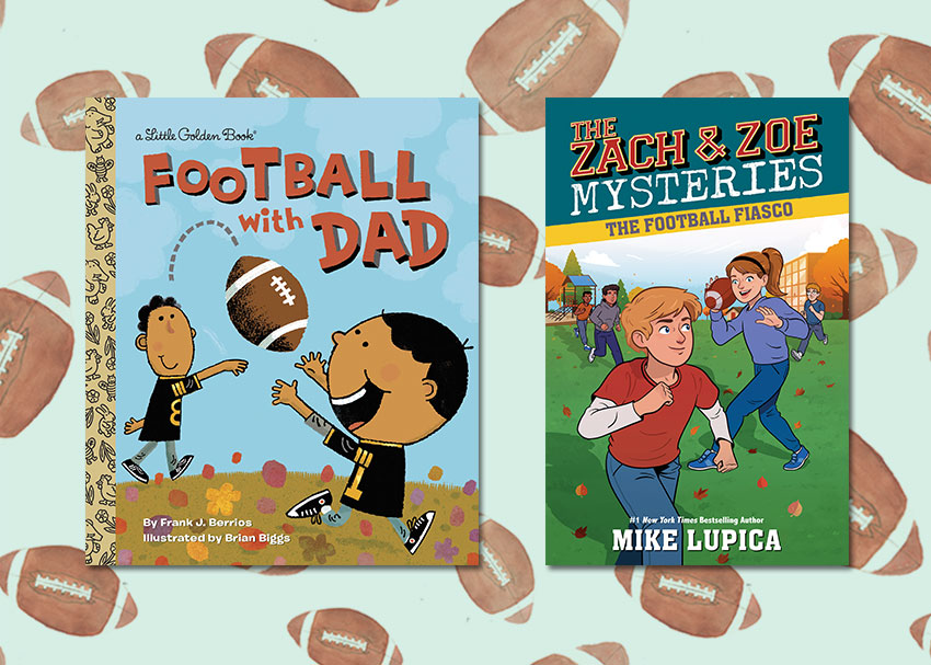 Huddle Up and Read: 6 Books About Football for Kids