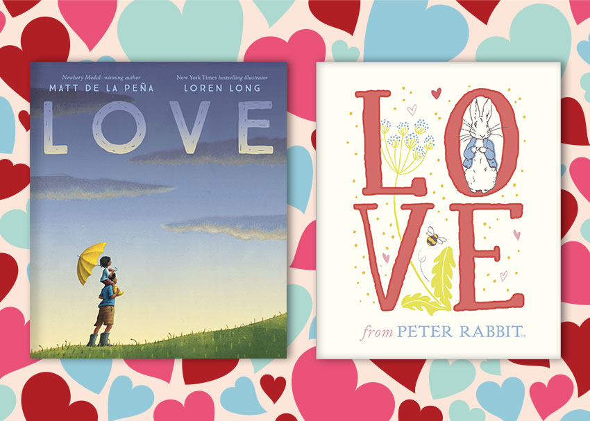 14 New Picture Books to Share with the Kids You Love This Valentine's Day