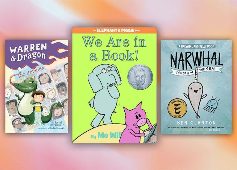 10 Delightful Books for Kids Who Love <i>Elephant and Piggie</i> Thumbnail
