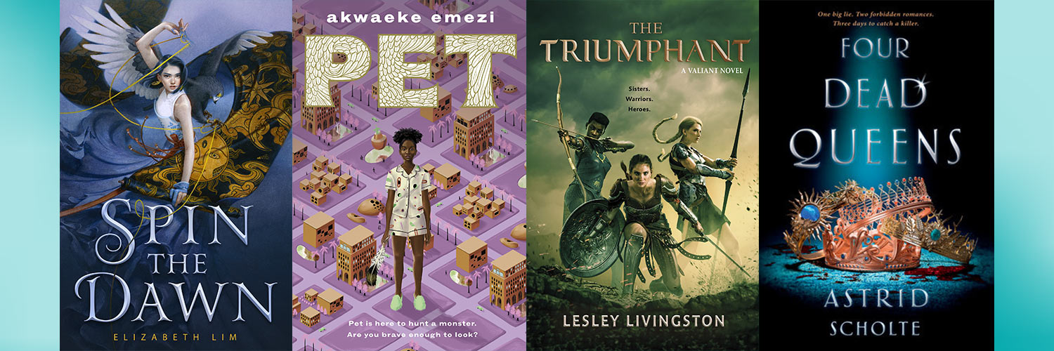 12 YA Fantasy Books to Read in 2019 Thumbnail