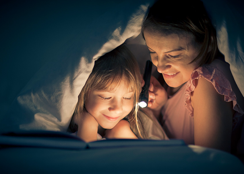 The Night I Realized Our Bedtime Read-Alouds Were Coming to an End