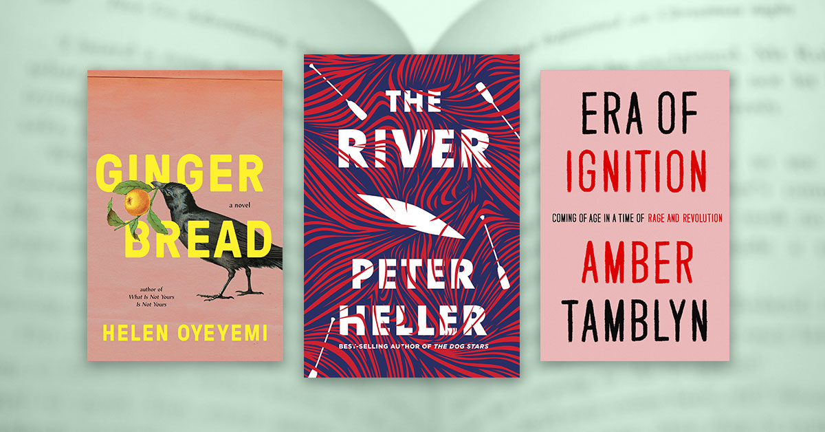 The Best Grown-Up Reads  of March 2019
