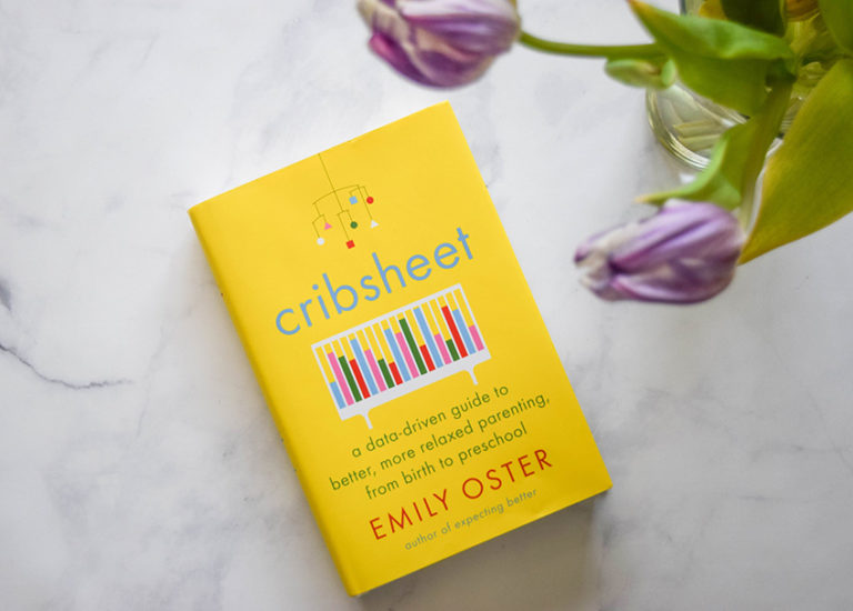 How Emily Oster&#8217;s <i>Cribsheet</i> Uses Data to Help Make Parenting Less Stressful Thumbnail