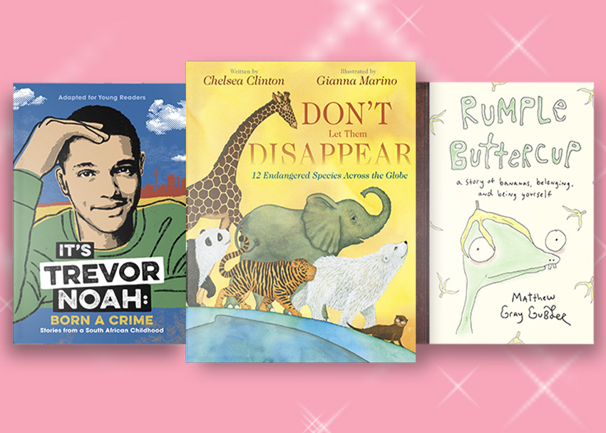 The Best Children's and YA Books of April 2019