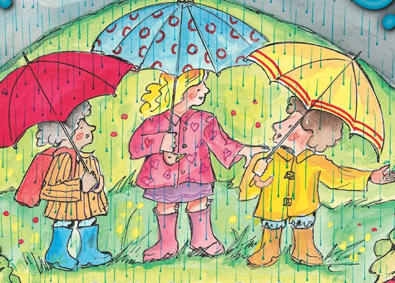 Rainy Day Reads:<br> 7 Picture Books That Revel in the Magic of Rain Thumbnail