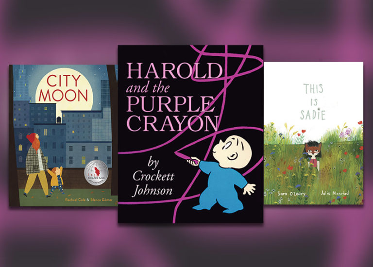 Books for Fans of <i>Harold and the Purple Crayon</i> Thumbnail