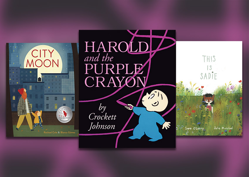 Books for Fans of Harold and the Purple Crayon