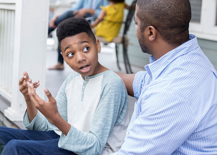 5 Tips for Getting Your Son to Open Up to You