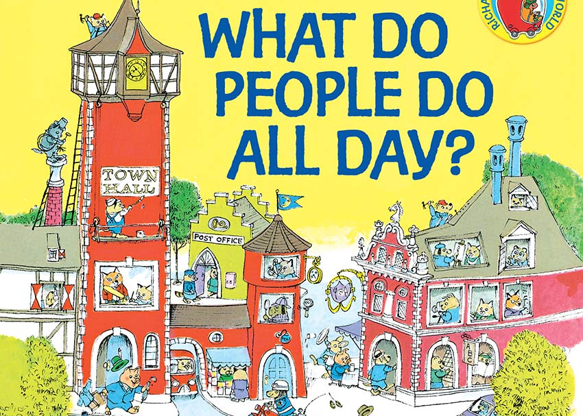 10 Books to Gear Up for Take Your Child to Work Day