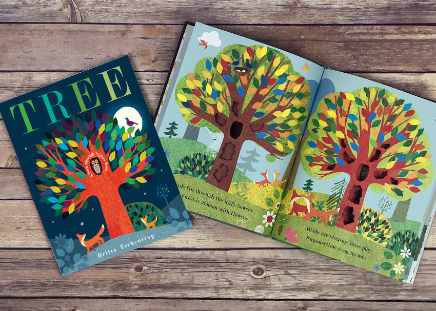5 Reasons to Love the  Peek-Through Picture Book Series  Plus Book-Inspired Activities