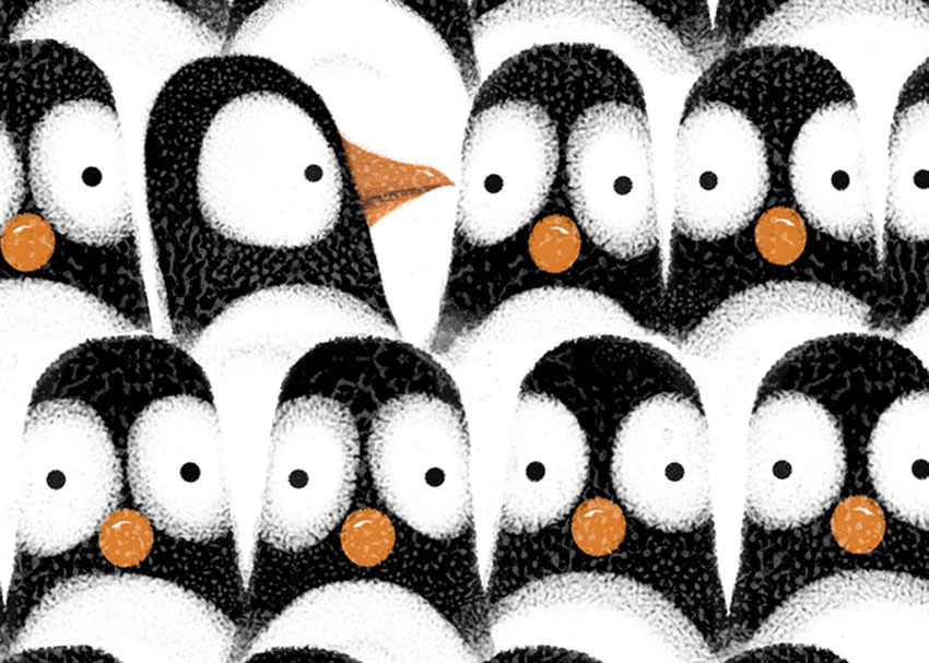 Chill Out with These 8 Endearing Picture Books About Penguins