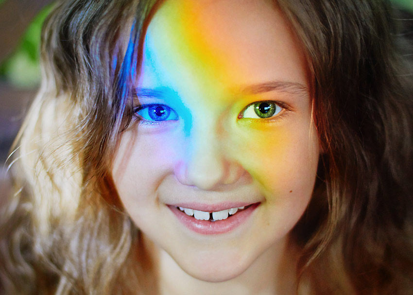 Seeing with Rainbow-Colored Eyes: The Importance of Teaching Kids Poetry