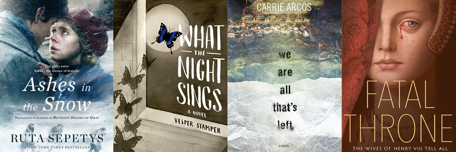 Captivating Historical Fiction for Teens Thumbnail
