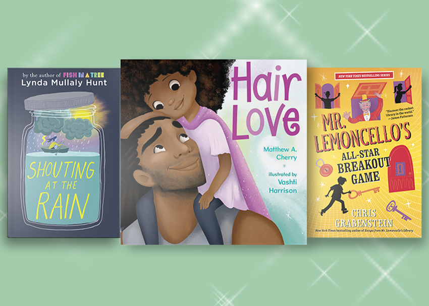 The Best Children's and YA Books of May 2019