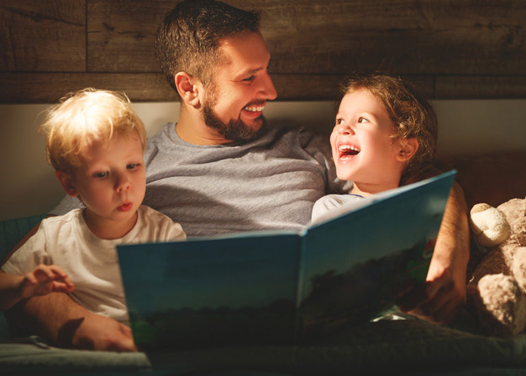 8 Dads on the Picture Books They Love Reading to Their Kids Thumbnail