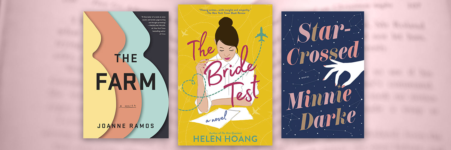 The Best Grown-Up Reads of <br>May 2019 Thumbnail