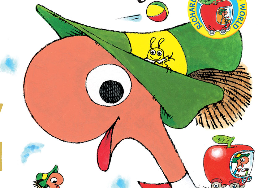 Celebrate 100 Years of Richard Scarry with 10 Best-Loved Picture Books