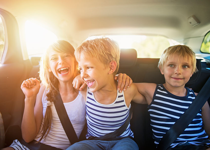 7 Books to Keep Kids Entertained During Summer Road Trips