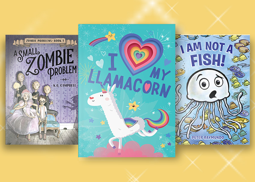 The Best Children's and YA Books of June 2019