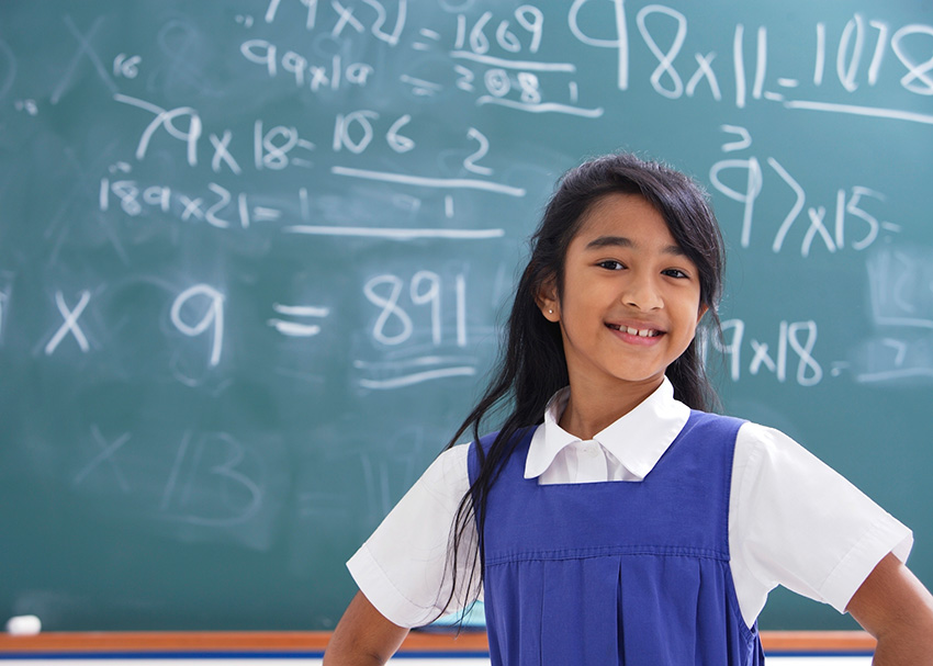 Confidence Over Competence: Empowering Girls to Love Math