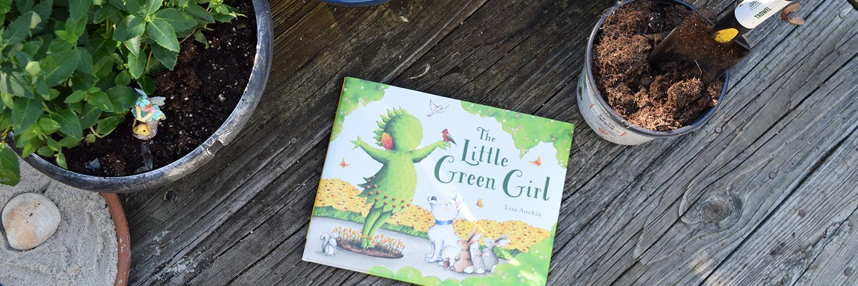 little green girl