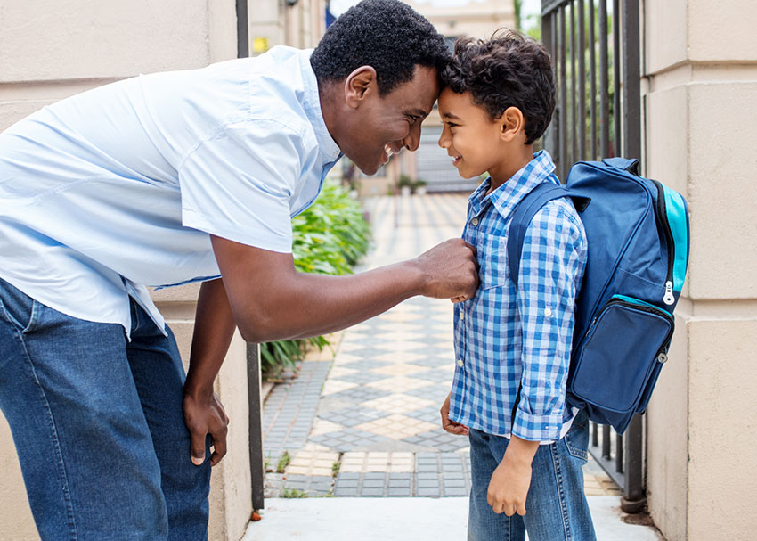 How Author Derrick Barnes Prepared His Son for Kindergarten and Beyond