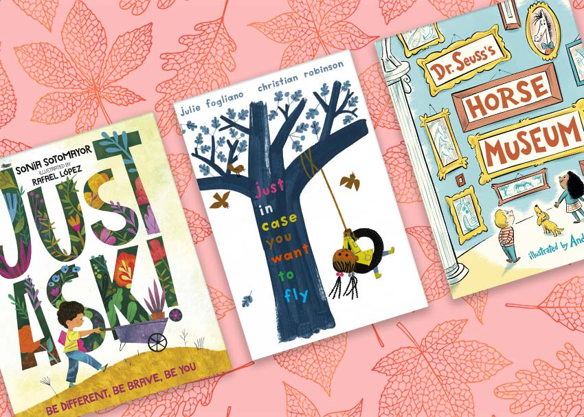 17 Must-Read Picture Books of  Fall 2019