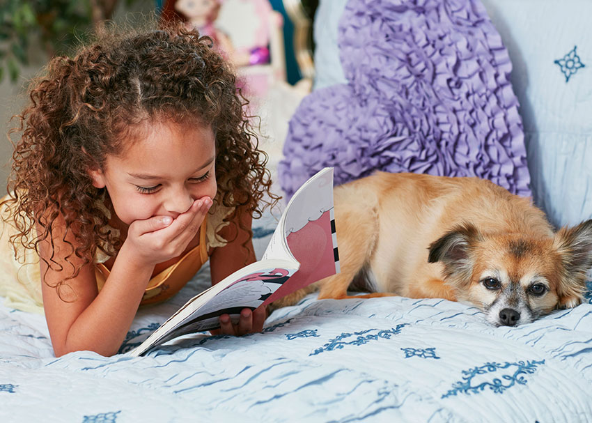 Giggling-Inducing Books for Second and Third Graders
