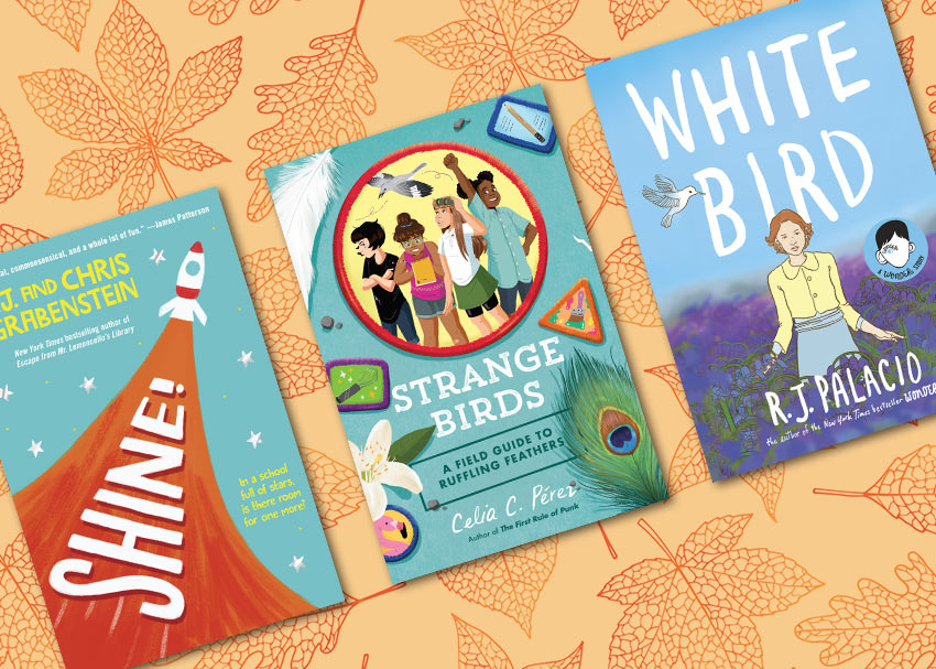 15 Fantastic Middle Grade Books Hitting Shelves in Fall 2019