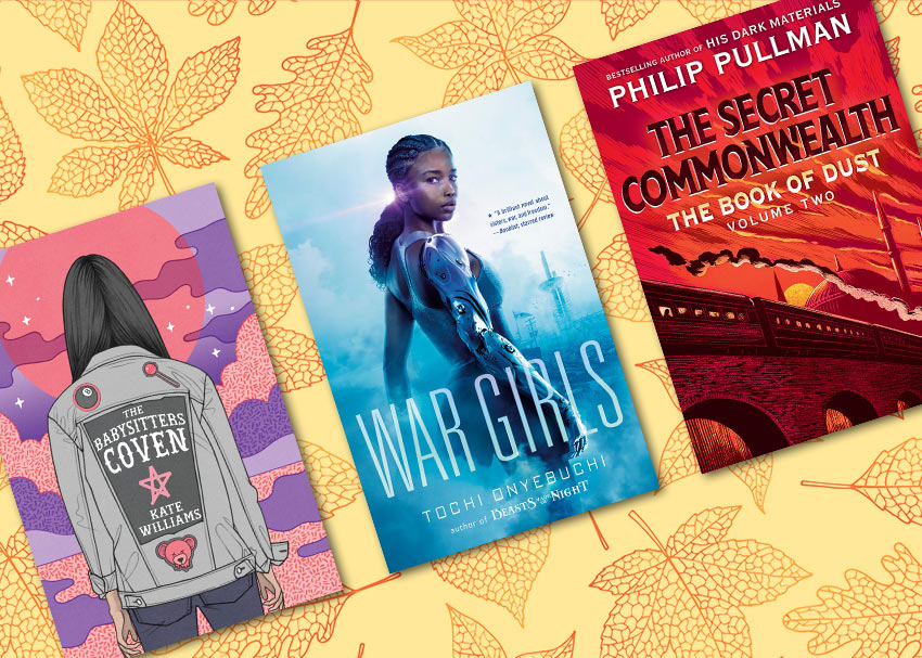 19 Highly-Anticipated YA Books to Read in Fall 2019