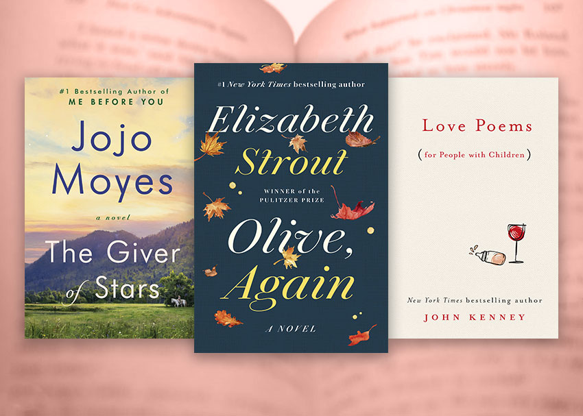 The Best Grown-Up Reads of  October 2019