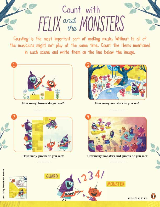 Felix-and-the-Monster-activities