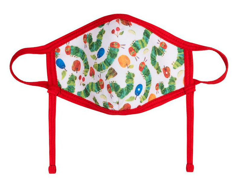 The Very Hungry Caterpillar Kids' Face Mask (Adjustable)