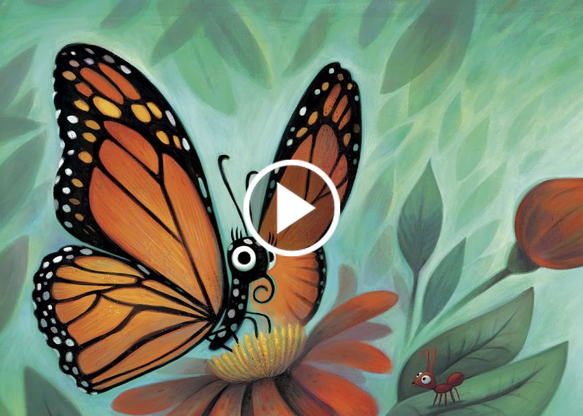 Brightly Storytime: Señorita Mariposa