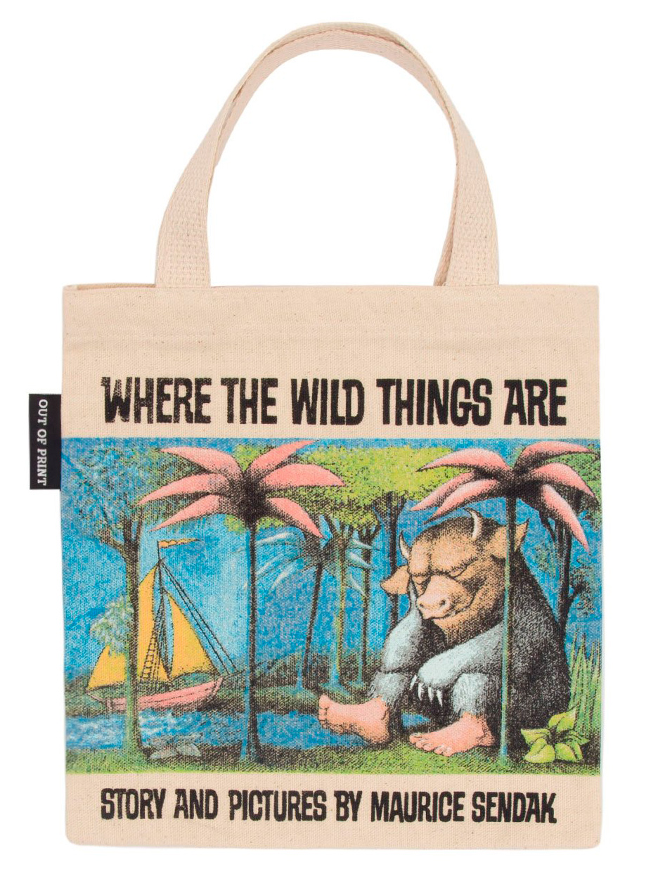 Where the Wild Things Are Kids' Tote Bag