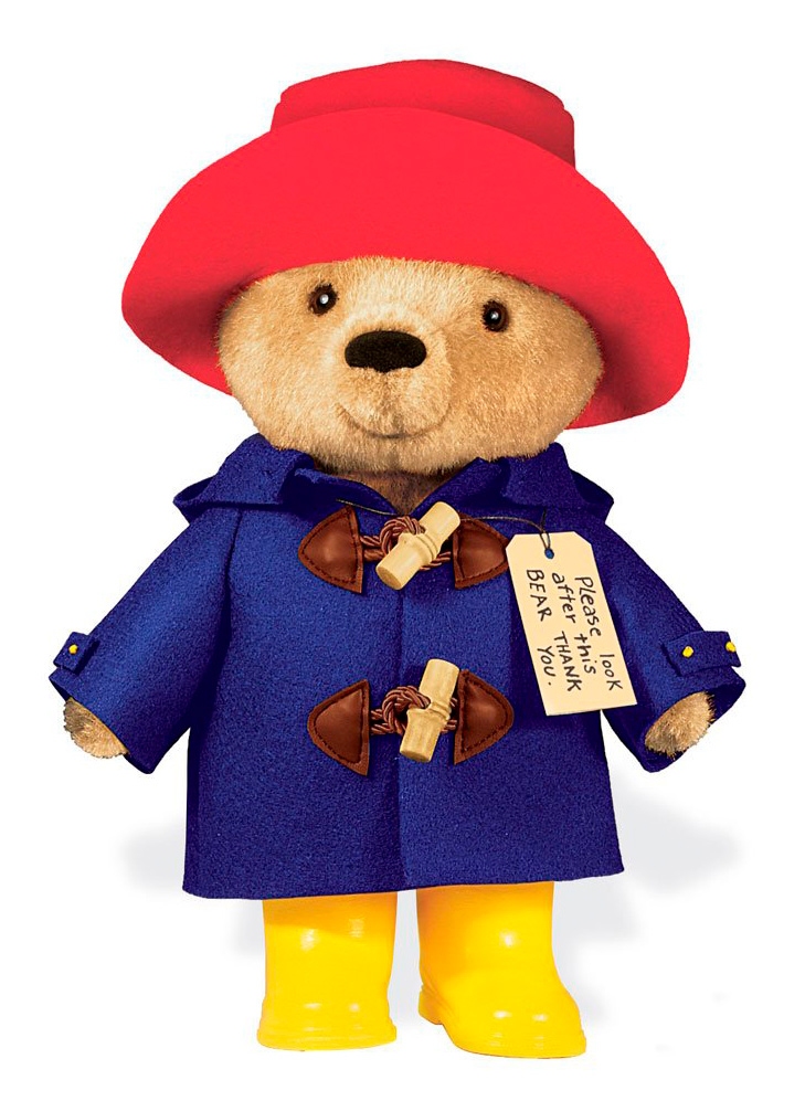 Classic Paddington Bear Soft Toy