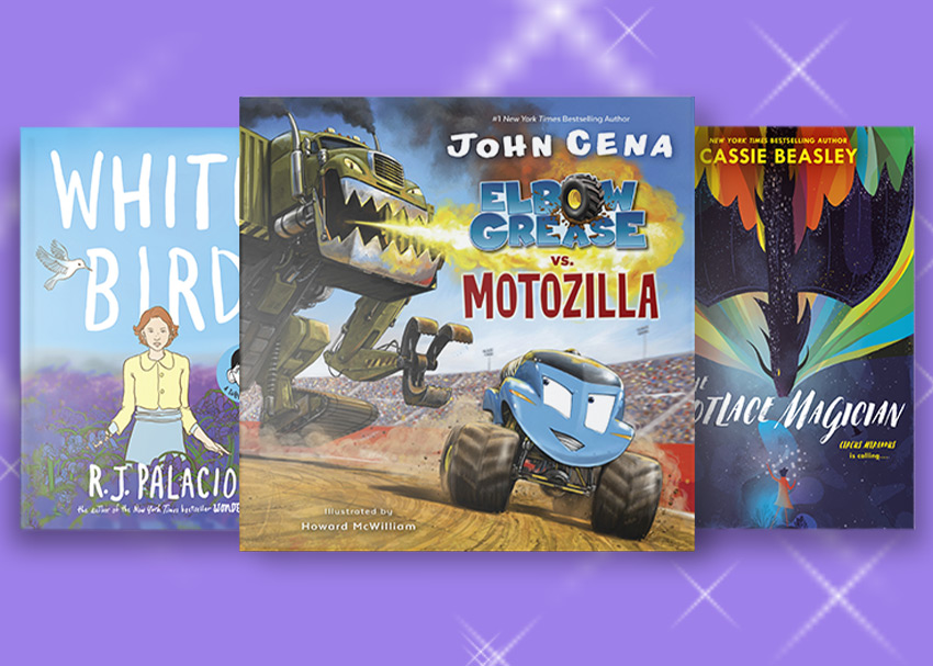 The Best Children's and YA Books of October 2019