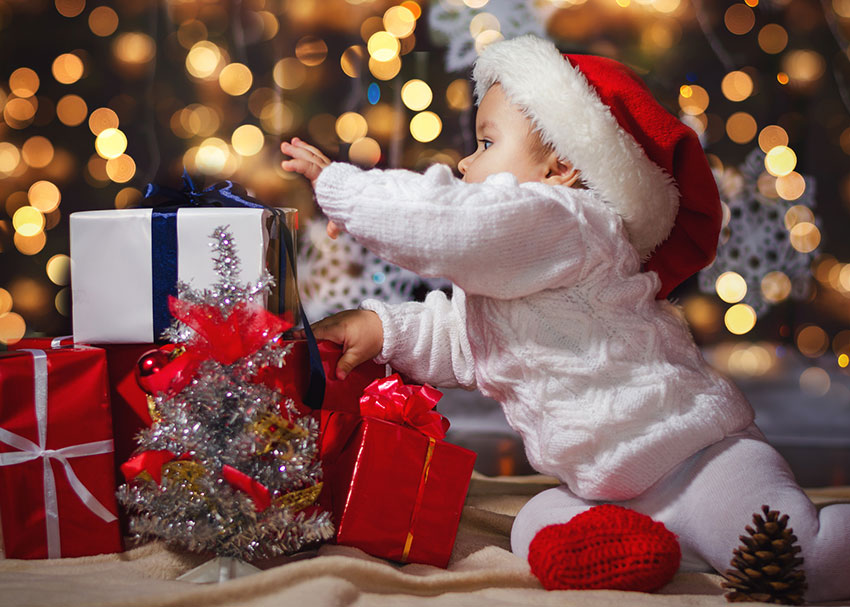 Holiday Book Gifts for  Babies & Toddlers